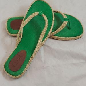 Ralph Lauren Luanda Sandals